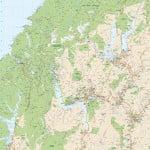 REG250-14_NZ_Rural_Road_Map_Southern_Lakes