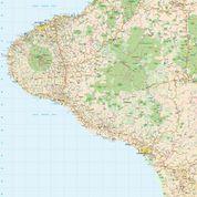 REG250-6_NZ_Rural_Road_Map_Taranaki_Ruapehu