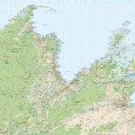 REG250-9_NZ_Rural_Road_Map_Nelson_Marlborough