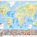 WLD002_MapCo_World_Map_PHY_with_Flags