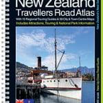 KIW204 - NZ Travellers Road Atlas